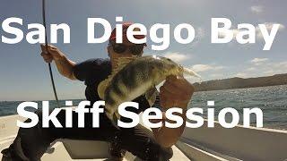 Fishing San Diego Bay - 4 Hour Skiff Session