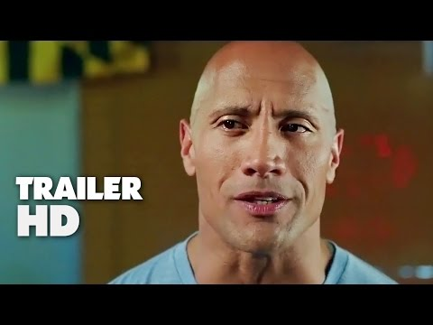 Central Intelligence Official Film Trailer 2 2016 Kevin Hart, Dwayne Johnson Movie HD