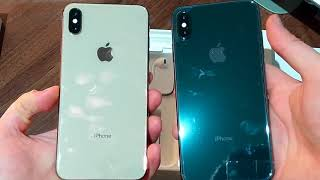 iPhone XS Max Unboxing 4k
