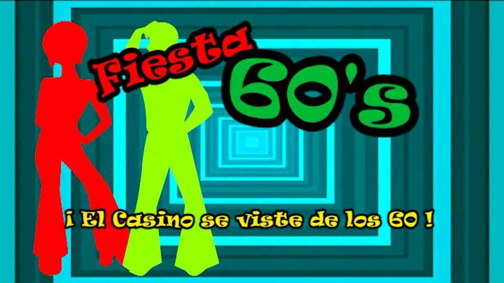 Casino bah a de c diz fiesta a os 60 youtube for Decoracion fiesta anos 60