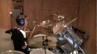 Green Day - Basket Case (Drum Cover) - Zachary C. age 10
