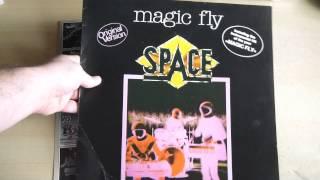 Space Magic Fly LP Vinyl Unboxing