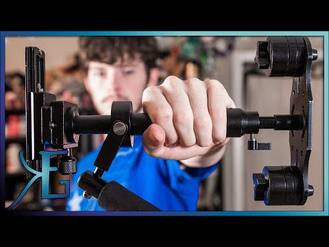 How To Balance Knock Off Glidecam (how To Balance Sutefoto S40 Stabilizer And Neewer Stabilizer)