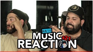 TALENTED NATE!! Music Reaction NF - Nate The Search Album