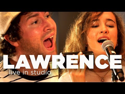 Lawrence – Live in Studio