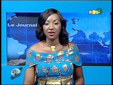 RTG du 18 août 2015 - L'aéroport de Conakry a un nouveau et sera bientôt inauguré par le Pr Alpha