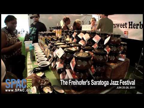 SPAC : Friehofer's Saratoga Jazz Festival
