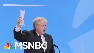BoJo And His Kipper | All In | MSNBC