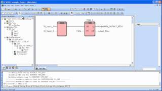 PC Worx video tutorial - Compiling and downloading to the controller - Chapter 7 - Phoenix Contact