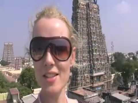 Sri Meenakshi Temple in Madurai, India