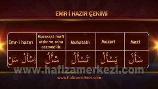 Arapça / Arapça Eğitimi / Mehmuz Fiil Uygulama Video / ARAPÇA KAMPÜS