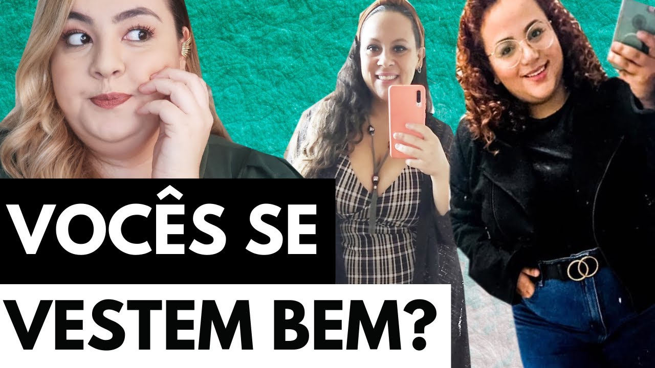 Analisando looks PLUS SIZE das seguidoras // por Ana Luiza Palhares •