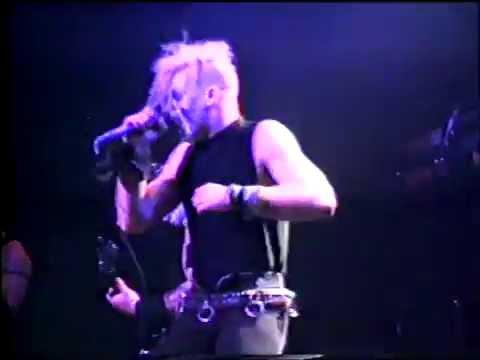 Misfits - Live @ FBZ, Braunschweig Germany (6/22/1999) Pt. 1