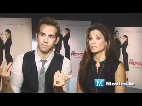 Ryan Reynolds & Sandra Bullock interview