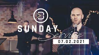 07 February 2021 || Sunday Live Stream