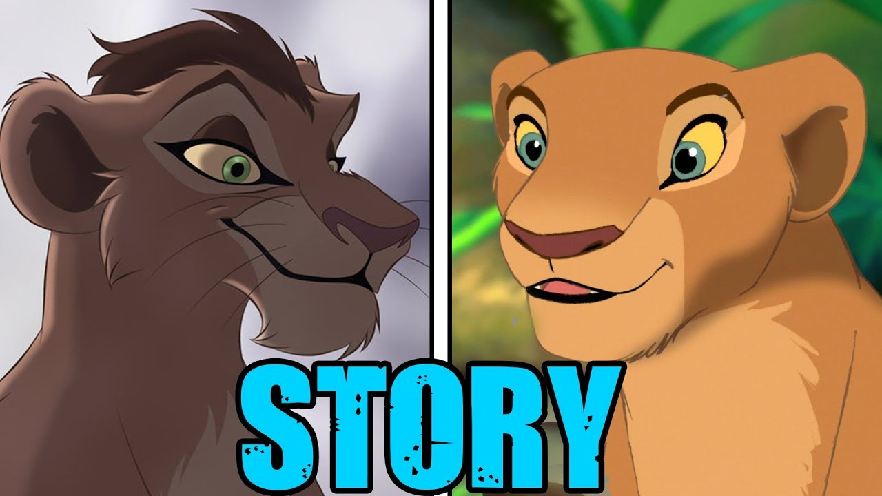 Download Nala's brother (Mheetu) | Story & Theories | The Lion King