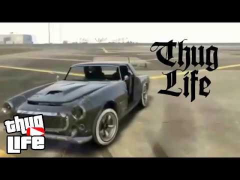 GTA 5- İNANILMAZ HAREKETLER (THUG LİFE)