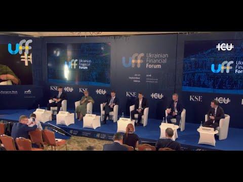 #UkFinForum18 -- UKRAINE'S ALTERNATIVE ENERGY EVOLUTION panel