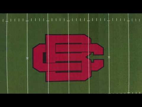 Brownstown Central High School Football Field July 18, 2019