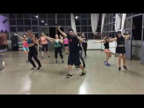Fiebre - Ricky Martin - Choreography - Coreografia