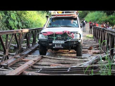 Traversée Lubumbashi Kinshasa, 26 mars 2016, 9eme jour, Land Cruiser HZJ 105