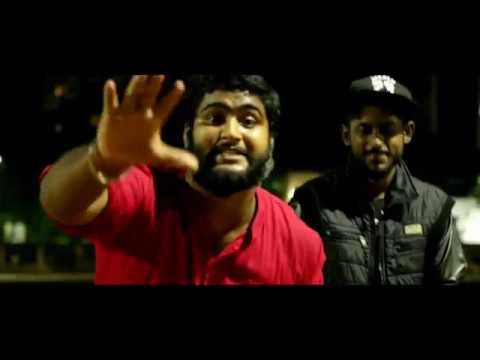 Tamil Rap   Chennai hip hop    rap session with s.w.a.g samrat & mc sana   2017