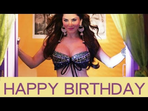 Happy Birthday Hot Leela Of Bollywood Turns 34 YouTube – Bollywood Birthday Card