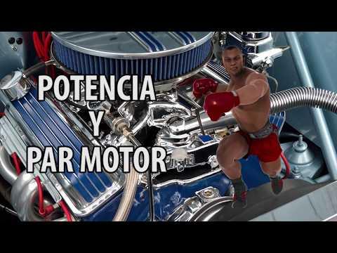 DIFERENCIA PAR MOTOR Y POTENCIA