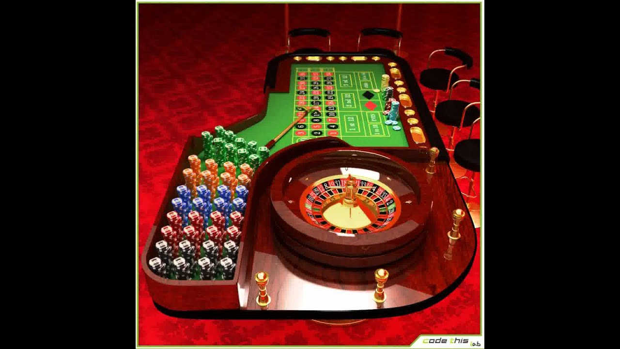 Roulette casino table tualip casino wa