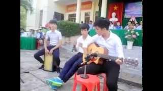 Cover Xinh Tươi Việt Nam - Bảo Duy - Hải Đăng - Tấn Đạt NKTDTT