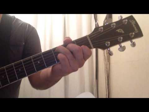 Chris Cornell - Call Me A Dog Guitar Cover