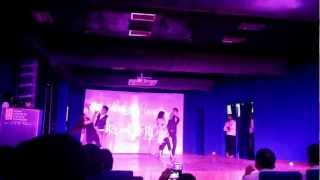 Pyaar ki ek kahani suno Salsa Dance Performance in College Function