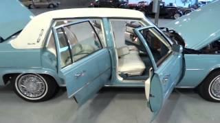 1977 Cadillac Sedan Deville ORD #0020