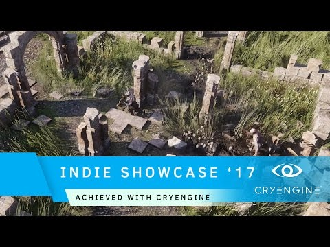 Indie Dev case 2017  Achieved with CRYENGINE