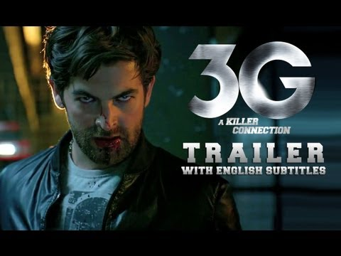 3G (Subtitled Theatrical Trailer) | Neil Nitin Mukesh & Sonal Chauhan