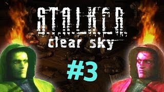 Power of hardbass! - S.T.A.L.K.E.R. Clear Sky playthrough #3