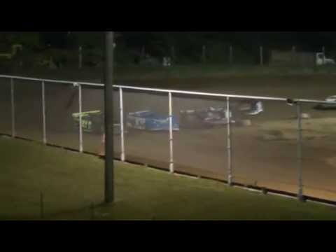 Ohio Valley Speedway AMRA Late Model Feature 8-9-2014