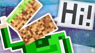 MINECRAFT CAN SPEAK!!!