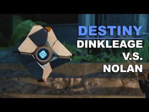 Destiny: Peter Dinklage vs. Nolan North as the Ghost