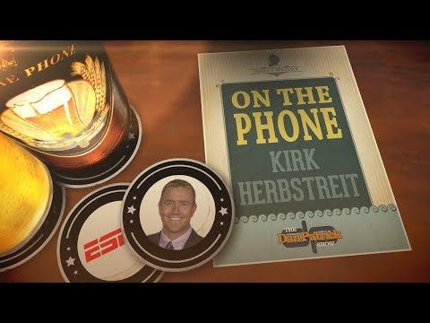 ESPN's Kirk Herbstreit on The Dan Patrick Show | Full Interview | 11/9/17