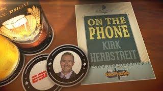ESPN's Kirk Herbstreit on The Dan Patrick Show | Full Interview | 11/9/17