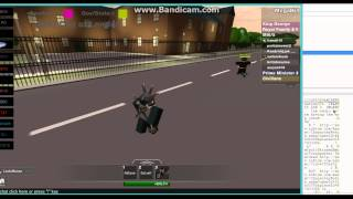 Hacked into UK's radio system on ROBLOX