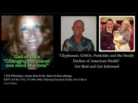 """Glyphosate, GMOs, Pesticides and the Steady Decline of American Health"" Get Real and Get Informed"