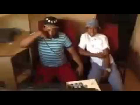 AFRICAN BEST FREESTYLER Drops a very HOT Freestyle......