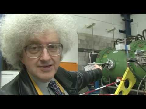 Super Heavy Elements - Periodic Table of Videos in Darmstadt