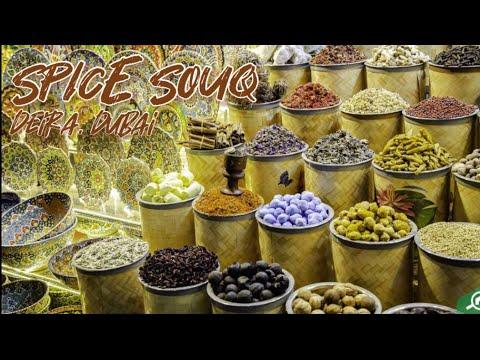 Spice Souq | Deira Souq | Dubai Market