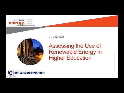How Are Campuses Harnessing Renewable Energy? New Report Tracks Trends in Higher Ed