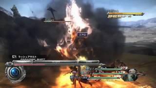 Expert Battle System - Final Fantasy XIII-2 Gameplay Video