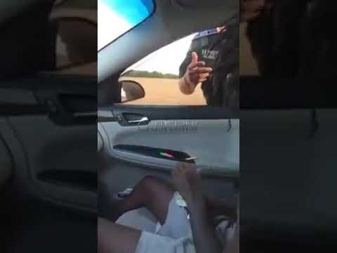 Cops racial profiling