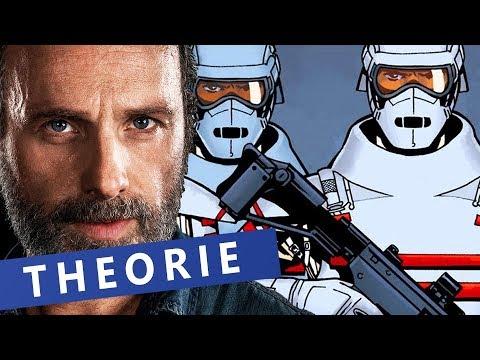 Woher kommt der Hubschrauber? | The Walking Dead Theorien